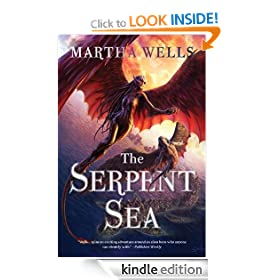 The Serpent Sea: Cloud Roads Series, Book 2 (The Books of the Raksura)