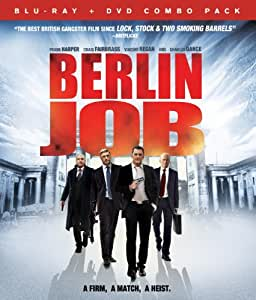 Berlin Job [Blu-ray + DVD]
