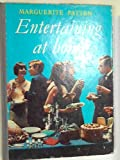 Entertaining at Home (0600004376) by Patten, Marguerite