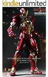 Action Figure Resource Magazine July 2013