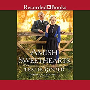 Amish Sweethearts Audiobook