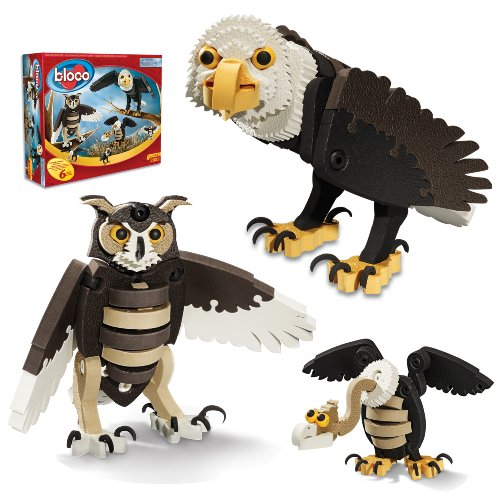 Bloco Toys - Birds of prey