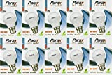 Parax B22 5W LED bulb (Pack of 10, Cool White)