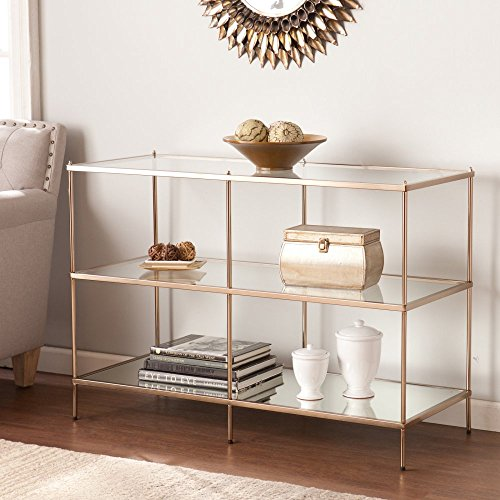 Southern Enterprises Knox Console Table (Old Hollywood Table compare prices)