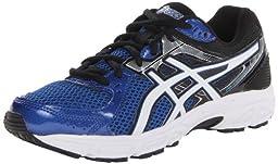 ASICS Men\'s Gel Contend 2 Running Shoe,Royal/White/Black,10 M US