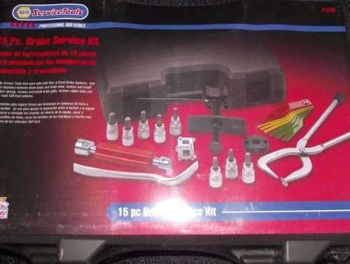 Best Offer Napa KD Tools 41520 15pc  Brake Service Kit - Top