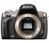 Sony Alpha A330 10.2 MP Digital SLR Camera with Super SteadyShot INSIDE Image Stabilization (Body)