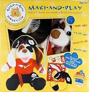 Build A Bear Pirate Puppy