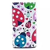 Xgody G200 Case,Colorful Ladybug Pa