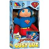 Molto - Gusy Luz con diseño Superman, juguete blando (15869)