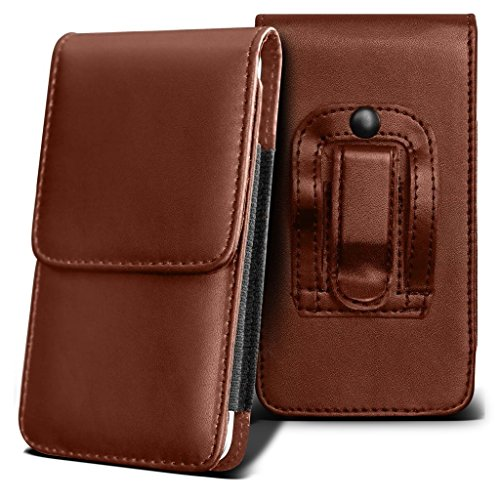 coolpad-rogue-holster-case-brown-universal-vertical-pouch-flip-belt-clip-pu-leather-wallet-case-bag-