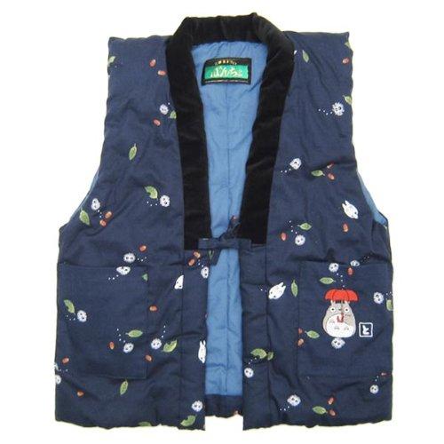 Pretty round, and my Neighbor Totoro-wind sound waistcoat (children's) 560569