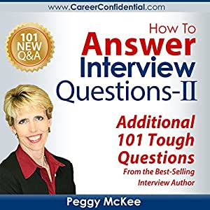 How to Answer Interview Questions - II Audiobook