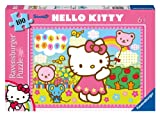 Hello Kitty Puzzle - Ravensburger - 100 pieces