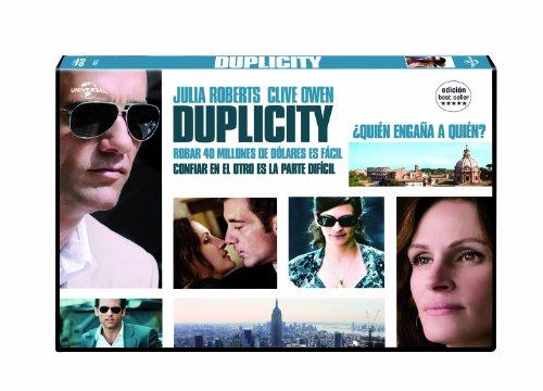 Duplicity - Edición Horizontal [DVD]