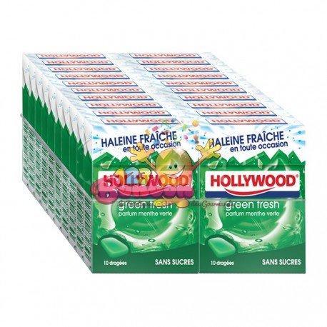 Hollywood Green Fresh x20