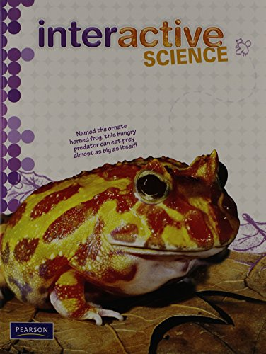 Science 2012 Student Edition (Consumable) Grade 5