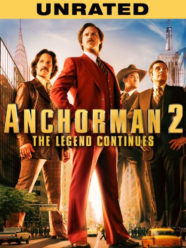anchorman 2 the legend continues movie trailer reviews