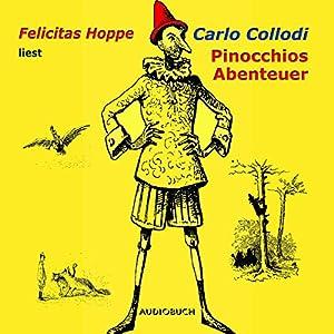 Pinocchios Abenteuer Hörbuch
