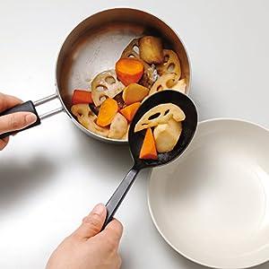無印良品 シリコーン調理スプーン 長さ約26cm