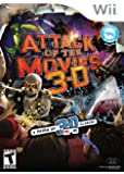 Attack Of The Movies 3D - Nintendo Wii