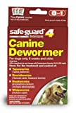 8in1 Excel Safe Guard Canine Dewormer- Large Dogs - 4 Gram