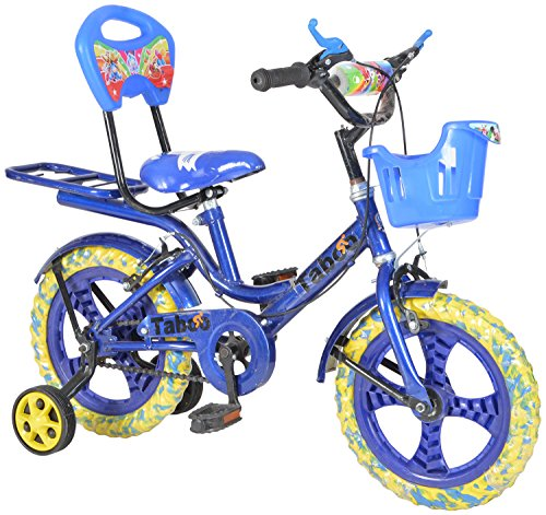 Taboo Blue Bicycle For Kids Price In India Buy Taboo Blue Bicycle