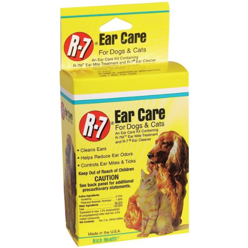 Gimborn R-7 Dog and Cat Ear Care Kit