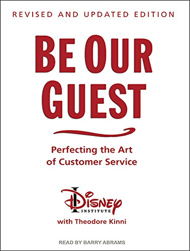 Be Our Guest: Perfecting the Art of Customer Service (Audio Books Customer Service compare prices)
