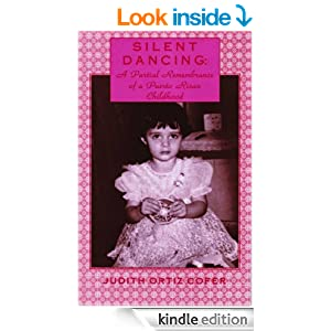 analysis of silent dancing by judith ortiz cofer Judith ortiz cofer was a critically acclaimed and widely published poet, novelist, and essayist examples of her work in other forms of prose and nonfiction include the essay collection silent dancing (1990), the prose/poetry the latin deli (1993), and her short story collection, an island like the meaning of consuelo.