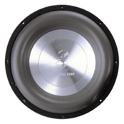 Ground Zero GZRW 12XD-AL 30 cm Subwoofer, 500