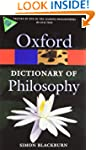 The Oxford Dictionary of Philosophy (...