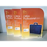 Microsoft Office Professional 2010 Brand New Retail Sealed for 1 PC