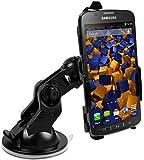 mumbi KFZ Halterung Samsung Galaxy S4 Active / Autohalterung VibrationsFREI / 90� QUERBetrieb m�glich