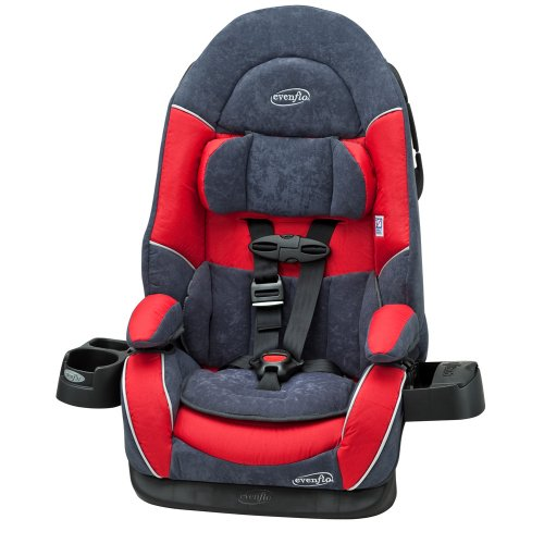 Evenflo Chase Dlx  Point Harness Booster Car Seat