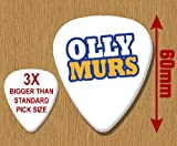 Olly Murs BIG Guitar Pick