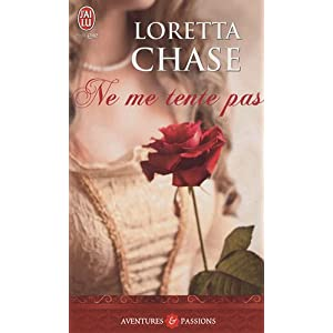 chase - Coeurs Captifs - Tome 2: Ne me tente pas de Loretta Chase 51QqyhnDuAL._SL500_AA300_
