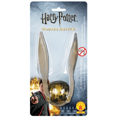 Harry Potter Golden Snitch Costume Accessory