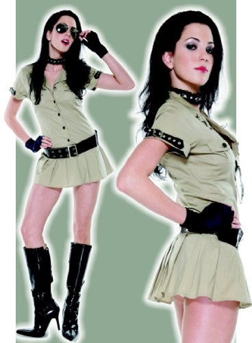 Sexy Air Force Lady Military Costume by Forplay