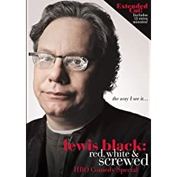 Lewis Black: Red, White and Screwed