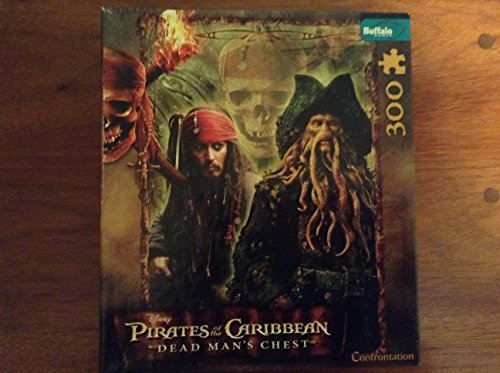 Pirates of the Caribbean Dead Man's Chest Jigsaw Puzzle 300pc