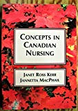 img - for Concepts in Canadian Nursing, 1e book / textbook / text book