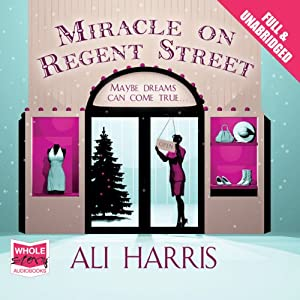 Miracle on Regent Street Hörbuch