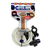 Oxford Essential Cable Bike Lock 12mm x 1.8m