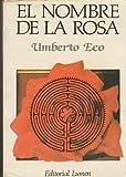 Image of El Nombre De La Rosa/The Name Of The Rose