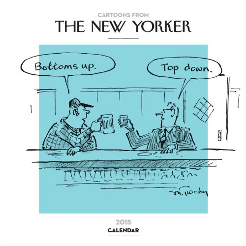 Cartoons from The New Yorker 2015 Wall Calendar