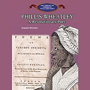 Phillis Wheatley Audiobook