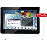 Insten® 2 packs Clear Screen Protectors Compatible with Samsung© Galaxy Tab 2/ 10.1/ P5100/ P5110