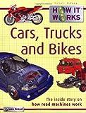 Steve Parker How it Works Cars, Trucks and Bikes