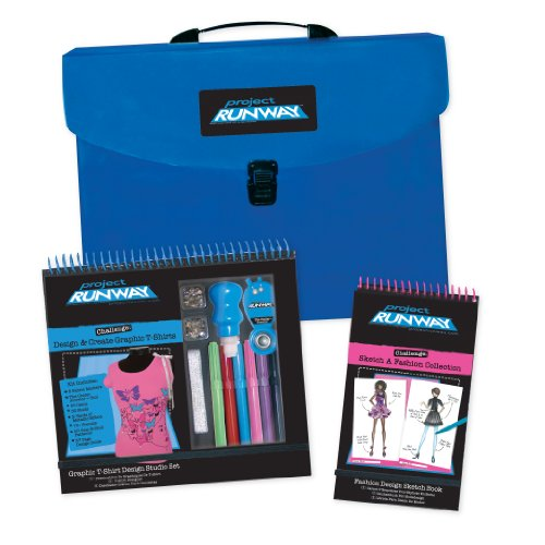Fashion Angels Project Runway Deluxe Combo Pack